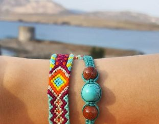 crochet-bracelet-rainbow-knitting-diy-amazing-30-bracelet-ideas-new-2019