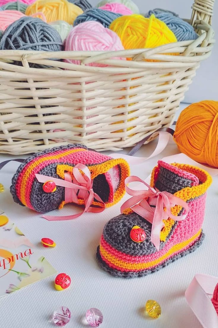 baby-booties-pattern-very-cute-30-baby-shoes-for-crochet-all-completely-free-new-2019