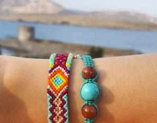 crochet-bracelet-rainbow-knitting-diy-amazing-30-bracelet-ideas-new-2019
