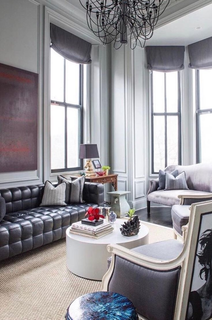 Living Room Ideas- 30 Most Important Three Rules to Know ...
