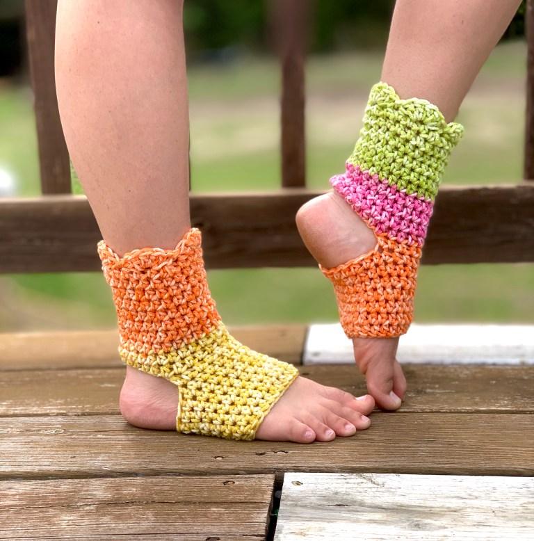 55-best-crochet-yoga-sock-collection-patterns-ideas-new-2019