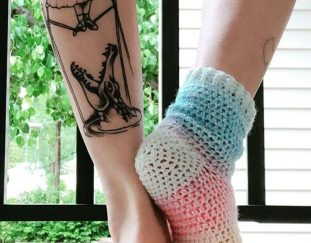 55-best-crochet-yoga-sock-collection-patterns-ideas-new-2019